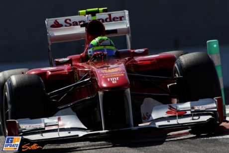 Felipe Massa, Scuderia Ferrari, Italia 150