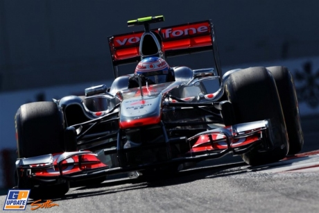 Formula 1 2011 Race 18 Abu Dharbi Practice 3