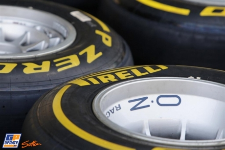 The Pirelli P Zero Tyres on O.Z. Rims