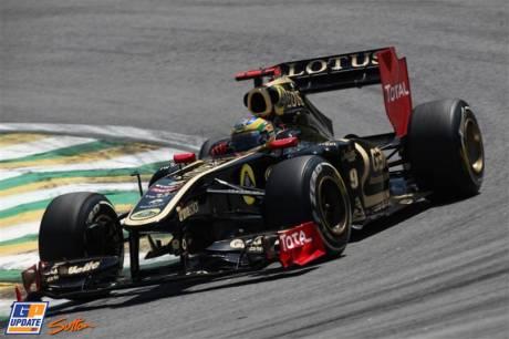 Formula 1 2011 Race 19 Brazil Practice 3