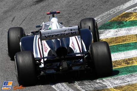 Williams F1 Team, FW33