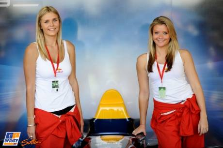The Red Bull Girls