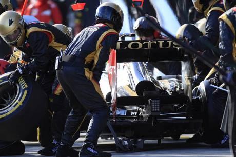 Statistics Australian Grand Prix of 2012