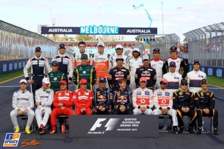 The Official 2012 Group Photo