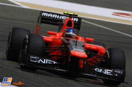 Charles Pic, Marussia F1 Team, MR01