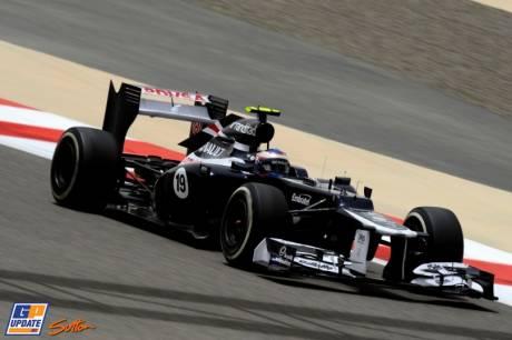 Valtteri Bottas, Willims F1 Team, FW34
