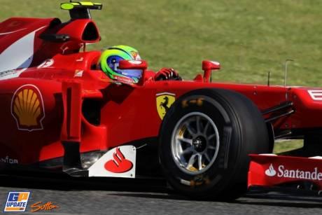 Felipe Massa, Scuderia Ferrari, F2012