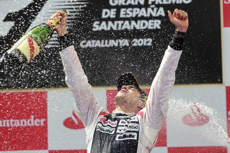 Statistics Spanish Grand Prix of 2012