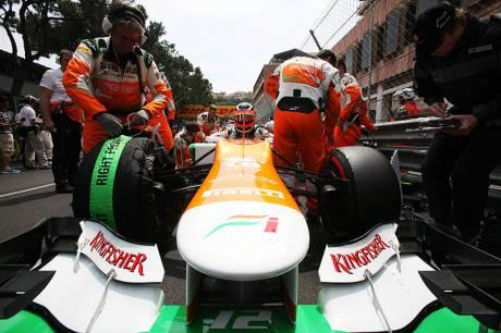 Statistics Monte Carlo Grand Prix of 2012