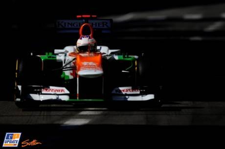 Paul di Resta, Force India F1 Team, VJM05