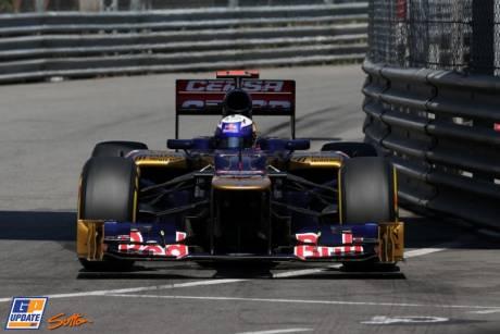 Daniel Ricciardo, Scuderia Toro Rosso, STR07
