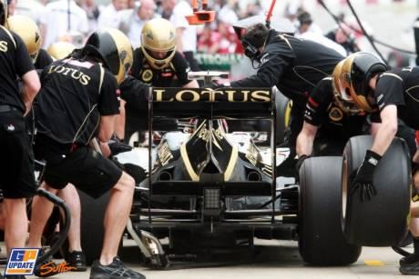 Lotus Renault GP, E20