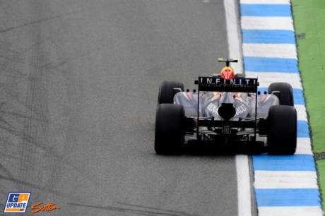 Mark Webber, Red Bull Racing, RB8