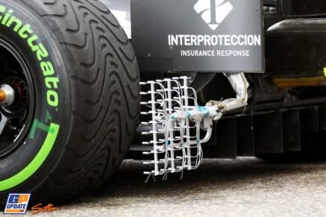 Sauber F1 Team, C31