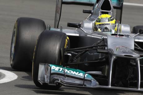 Statistics German Grand Prix of 2012