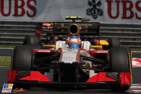Narain Kathikeyan, Hispania Racing F1 Team, F112