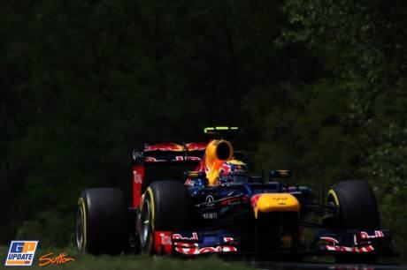 Sebastian Vettel, Red Bull Racing, RB8