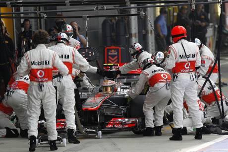 Statistics British Grand Prix of 2012