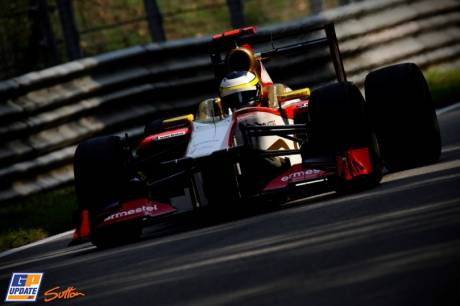 Pedro de la Rosa, Hispania Racing F1 Team, F112