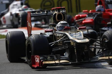 Statistics Italian Grand Prix of 2012