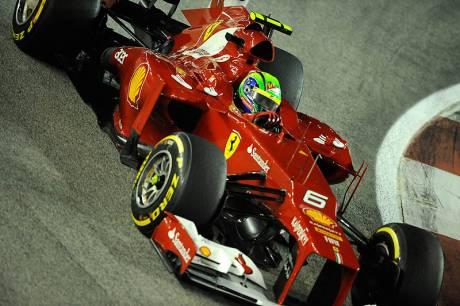 Statistics Singapore Grand Prix of 2012