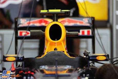 Red Bull Racing, RB8