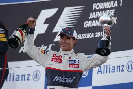 Statistics Japanese Grand Prix of 2012