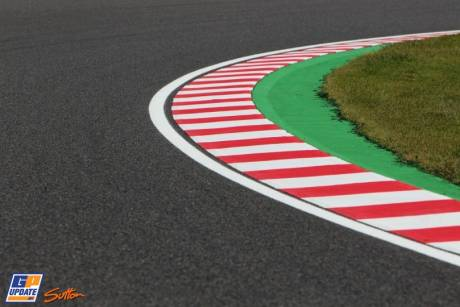 A Turn on Suzuka Circuit