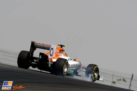 Nico Hülkenberg, Force India F1 Team, VJM05