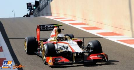 Qing Hua Ma, Hispania Racing F1 Team, F112