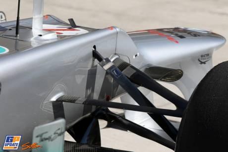 Mercedes AMG F1 Tea, W03