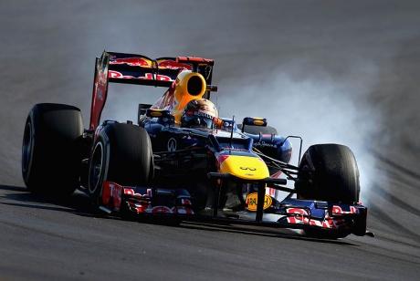 Statistics United States Grand Prix of 2012