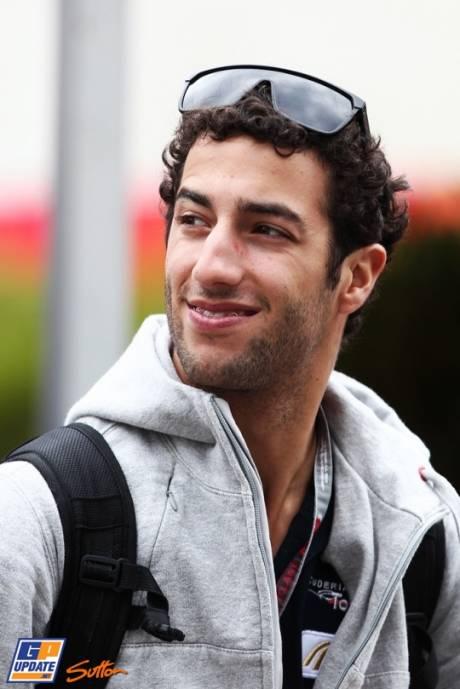 Daniel Ricciardo (Scuderia Toro Rosso)