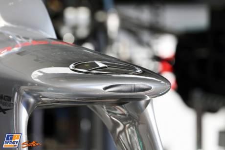 Mercedes AMG F1 Team, W03