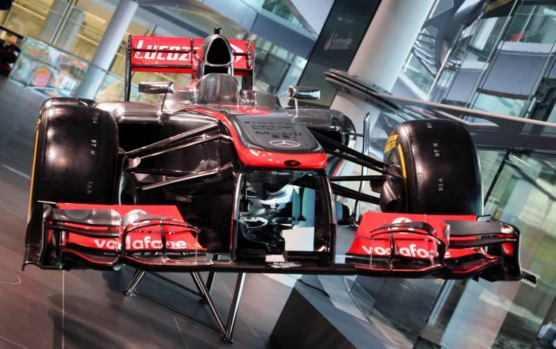McLaren Mercedes MP4-28