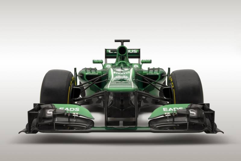 Caterham F1 Team CT03