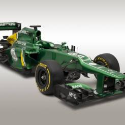 Caterham F1 Team CT03