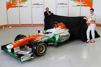 Force India F1 Team VJM06