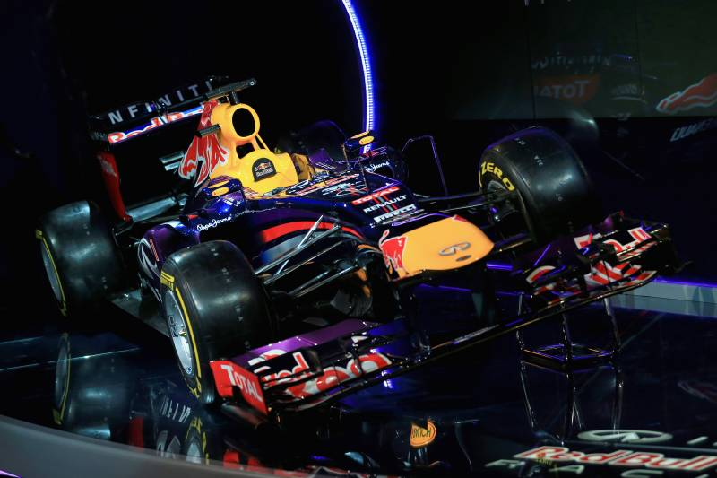 Red Bull Racing RB9