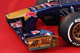 Scuderia Toro Rosso STR8
