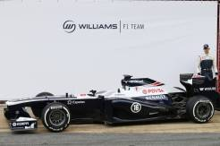Williams F1 Team FW35