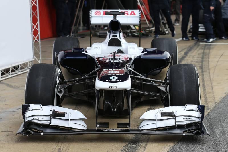 Williams F1 Team FW35