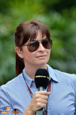 A Girl from BBC Sport