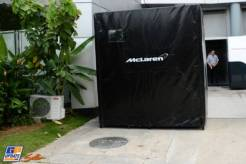 Crates for McLaren Mercedes