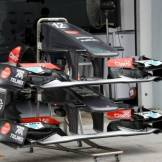 Front Wings for Sauber F1 Team