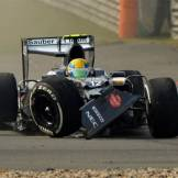 Esteban Gutiérrez, Sauber F1 Team, C32