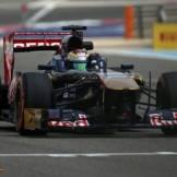 Jean-Eric Vergne, Scuderia Toro Rossi, STR8