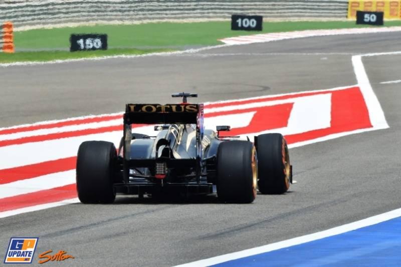 Kimi Räikkönen, Lotus F1 Team, E21