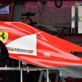 Engine Covers for the Scuderia Ferrari F138