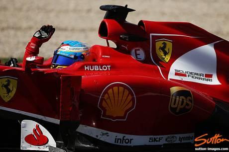 Statistics Spanish Grand Prix of 2013